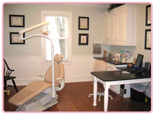 Angle Orthodontics Consultation Room