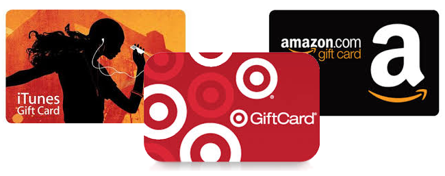 Angle Rewards Gift Cards
