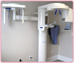 Angle Orthodontics X-Ray Room